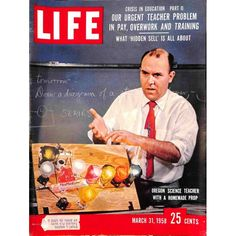 Cover Print of Life, March 31 1958 | $6.60