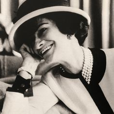 """The most courageous act is still to think for yourself,"" Coco Chanel once said, adding, after a beat, ""Aloud."""