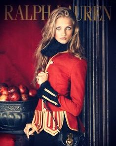 I love everything about this ralph lauren ad