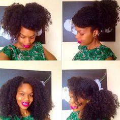 Curl type= healthy hair.  #proudlysouthafrican #mycurlyhairisboss #healthy_hair_journey #naptural85 @naptural85  #protectivestyles #4chairchicks #kinky_chicks1 #berrycurly #amazingnaturalhair #naturalhairmag #manelovers #mezecurls #hair2mesmerize #afroliciouswomen #wenaturals #naturalgyrl #ultrablackhairafrica