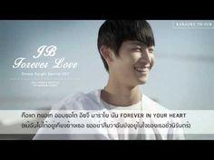 [KARAOKE TH SUB] Forever Love - JB (Dream Knight Special OST)