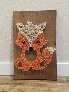 Arts And Crafts House Style Pin Art String, String Wall Art, Nail String Art, String Crafts, Diy Wall Art, Arts And Crafts House, Diy Arts And Crafts, Cute Crafts, String Art Templates