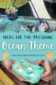 This collection of activities are perfect for your preschool ocean theme! Science, sensory, play dough, art, and more! #preschool #ocean #beach #theme #classroom #homeschool #teacher #earlychildhood #curriculum #printable #AGE3 #AGE4 #teaching2and3yearolds Ocean Activities, Summer Activities, Preschool Activities, Ocean Themes, Beach Themes, 3 Year Olds, Sensory Bins, Summer Crafts, Toddler Preschool