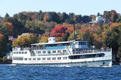 We will be going on this cruise again in a couple weeks.  It is the second time the company has planned this event in the Fall, from all prior years of attending.  It was by far the prettiest because of how beautiful Fall is in New England.  Thank you Allen.