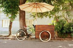 Bike food, trike food, Triciclo cargueiro, carga, customizada, personalizada, diferente, Eventos, decoração, design, empreendedorismo, marca Art Trike