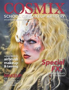 Beauty and the Mist - everything about beauty: Clues You Might Love Makeup Artistry School