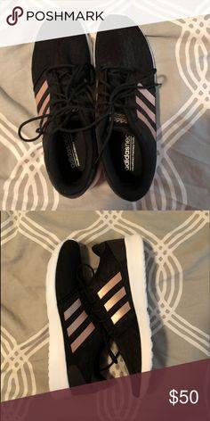 fb3aea2787 adidas shoes never worn adidas Shoes Athletic Shoes Black Adidas