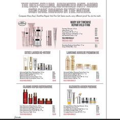 """Amy  on Instagram: """"#bestselling #advanced #aging #skincare #MaryKay as always is the #bestquality and #bestvalue #besr #bangforyourbuck that last one doesn't…"""""""