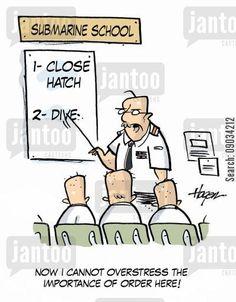Submarine School...