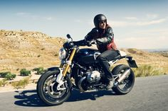 BMW R NineT  I'd take one of these for sure.