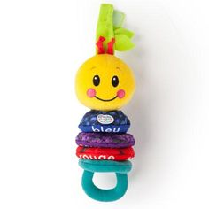 Baby Einstein Carry Along Caterpillar. This friendly little caterpillar goes anywhere baby goes!