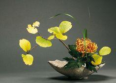 ikebana  | Ikebana est devenu un loisir à la mode et très prisé...
