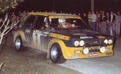 RALLY DE PORTUGAL 1977  FIAT 131 ABARTH  #3 >Markku Alén - IlkkaKivimäki   1º classificado