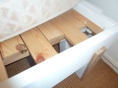 Practical Delights: Basic Ikea bed to pull-out bed / Rykene bed to PS 2012…