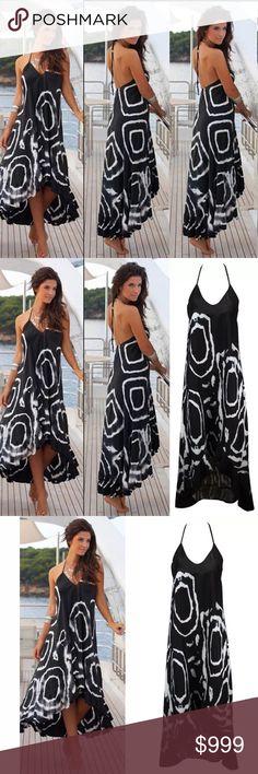 Coming Soon! Gorgeous Boho Maxi! Sexy Women Summer BOHO Long Maxi Evening Party Dress Sleeveless Dress Dresses Maxi