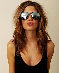 "Always Dolled Up: Hair Inspiration: The ""LOB"" aka The Long Bob"