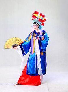 Pekingi Opera, Kína, Eszencia