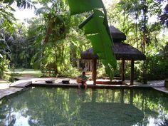 Refugio ecológico - Jardim da Amazônia - Mato Grosso  Desde 1997 Por Raquel Zanchet