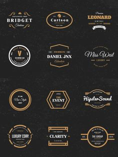 A mega bundle with over 650 logos and badges available as limited time offer! The team of DesignDistrict has packed this mega bundle consisting of Badge Design, Logo Design Template, Label Design, Web Design, Graphic Design, Logo Templates, Logos, Logo Branding, Branding Design