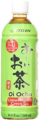 Ito En Tea Oi Ocha Green Tea, Unsweetened, 16.9 Ounce (Pack of 12) ** Find out more about the great product at the image link.