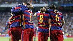 El 0-2 de Neymar en el Bernabéu | FC Barcelona