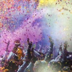 Holi Fest India.