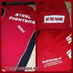 Dartshirts für DC Noname
