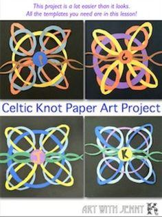 Celtic Knots Paper Art Volume 1