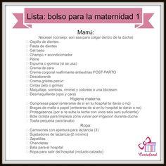 Lista De Cosas Para Bebes Recien Nacidos.Las 19 Mejores Imagenes De Bolsa De Parto Lista Bebe