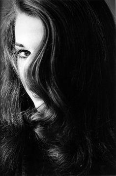 Jane Fonda by Jeanloup Sieff