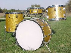 Rogers. The Cadillac of drums in the 60's and early 70's.