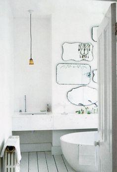 Passion miroir biseauté | elephant in the room
