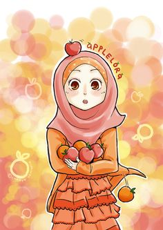 request by applelora by cahaya-pemimpin on DeviantArt