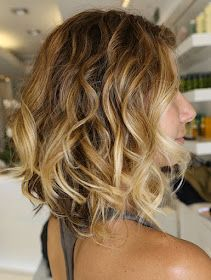 It's called OMBRE Color - Box No. 216: Beautiful Curly Beachy Hair