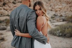 Carly + JP (Joshua Tree National Park, CA) - Jordan Voth | Seattle Wedding & Portrait Photographer