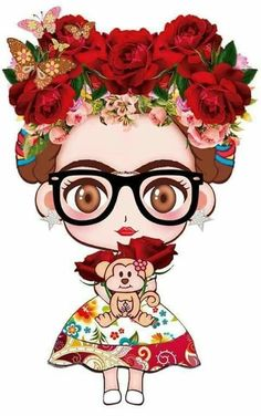 Pionik is a visual bookmarking tool that you can use to find ideas in home decor, design, shoping, cooking and much more for all your projects and interests. Frida Kahlo Cartoon, Frida Quotes, Diego Rivera Frida Kahlo, Chibi, Frida Art, Mexican Party, Cute Wallpapers, Art Quotes, Design Art