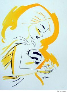 Supergirl by Darwyn Cooke