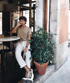 Mens Fashion Blog, 70s Fashion, Look Fashion, Urban Fashion, Fashion Tips, Male Fashion, Fashion Styles, Fashion Ideas, Mens Club Outfit