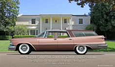 1959 Chrysler Imperial Town and Country