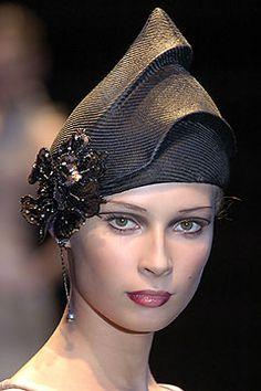 Armani Privé | Spring 2005 Couture Collection | Style.com