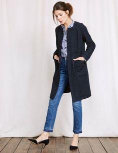 Office Outfits Women, Office Fashion Women, Looks Style, My Style, Blazers, Boden Women, Mode Simple, Office Wear, Office Uniform