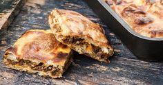 5 Εύκολα Χριστουγεννιάτικα φαγητά και γλυκά! | ediva.gr Greek Pastries, Filo Pastry, Spanakopita, Lasagna, Quiche, Pork, Cooking Recipes, Diet, Ethnic Recipes