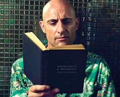 Mark Strong photographed by Julia Kennedy for Vera Magazine Mark Strong, Stress, Bespoke, Nest, Portraits, Magazine, Suits, Taylormade, Nest Box