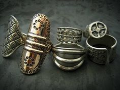 Rings and beautiful things...