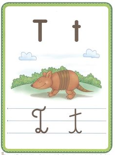 abecedario, letras, fichas lengua, lectura, leer Alphabet Writing, Homeschool, Letters, Education, Sites, Professor, Alphabet Wall, Abc Centers, Uppercase And Lowercase Letters