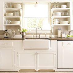 Perfect cottage kitchen