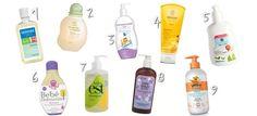 Marcas de shampoos cruelty free/ Vegan para bebês