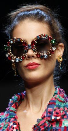 Dolce & Gabbana ~ Spring 2016