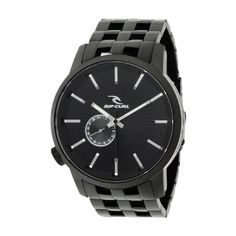 Rip Curl offer the best  Rip Curl Men's a2221-MID Detroit Stainless Steel Midnight Black Watch. This awesome product currently 3 unit available, you can buy it now for $225.00 $192.99 and usually ships in 24 hours New        Buy NOW from Amazon »                                         : http://itoii.com/B002XUL77U.html