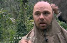 Fashion isn't your forte. | 15 Signs You're The Karl Pilkington Of Your Friend Group
